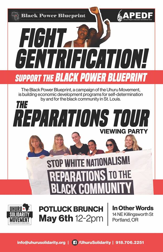 The reparations tour brunch viewing party malvernweather Gallery