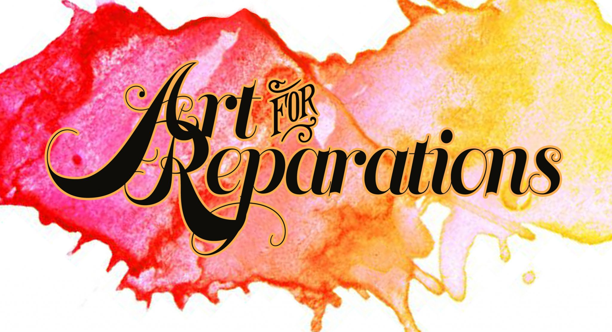 New! Art for Reparations Website